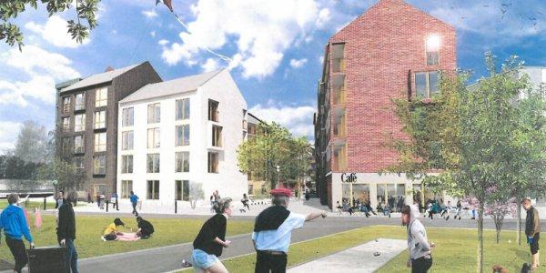 Serneke bygger bostäder åt Väsbyhem