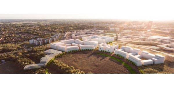 Närmare 1 000 bostäder planeras