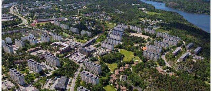 ALM och BSK bygger i Skärholmen