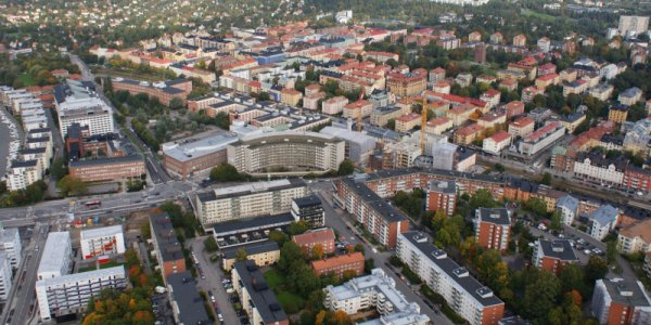 Sundbyberg bygger ut staden