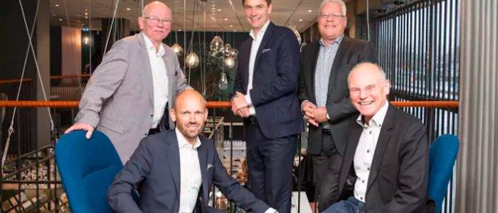Bygg-Göta och Next Step miljardsatsar i nytt bolag