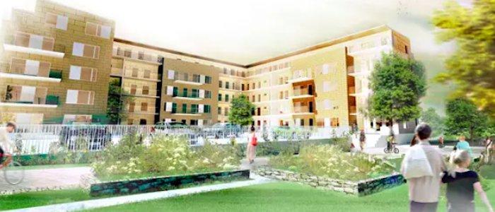 Landvetter storsatsar på bostäder