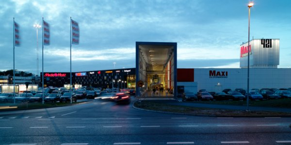 Erik Selin köper shoppingcentrum i Göteborg