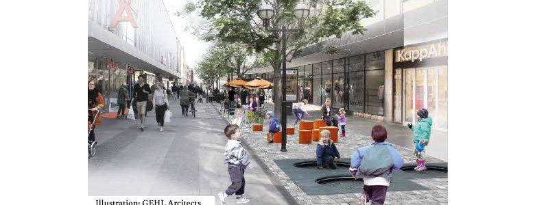 Eskilstuna 2030: Bostäder för 30 miljarder under utveckling