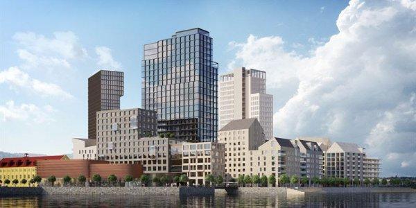 Spektakulärt kontorsprojekt i Göteborg blir av