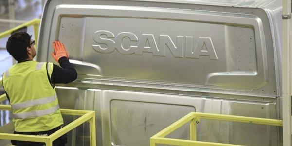 Scania miljardbygger fabrik