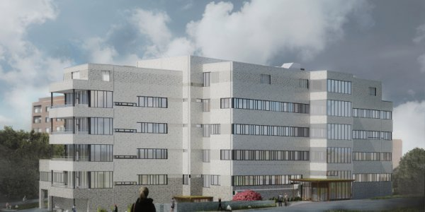 Sjukhus för över 300 miljoner