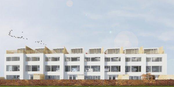 Fojab ritar bostäder i Helsingborg
