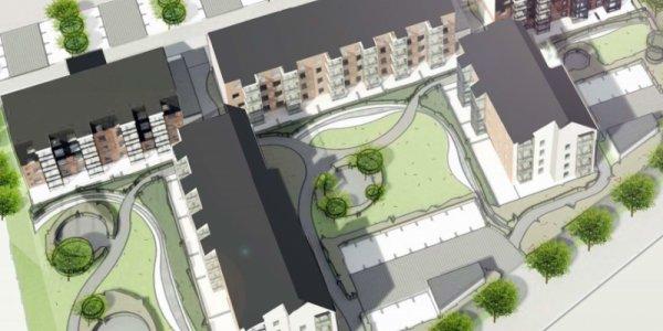 NCC bygger åt Kristiandstadsbyggen