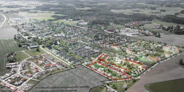 SHH får markanvisning i Vikingstad
