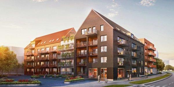 Serneke bygger bostäder i Malmö