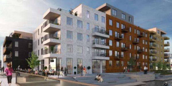 Största utvecklingsprojektet i Helsingborg