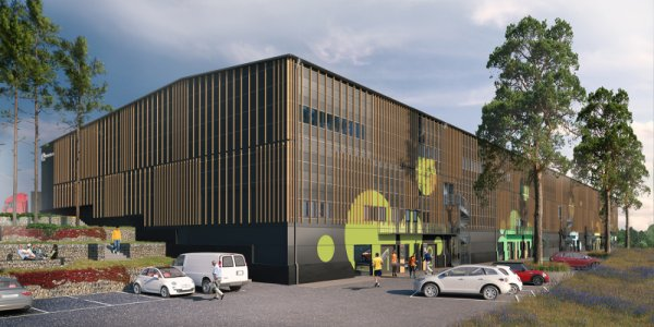 Castellum expanderar Stockholm Väst