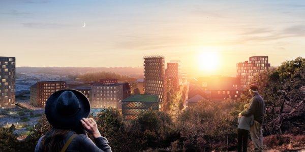 Skanska satsar 300 miljoner i Göteborg