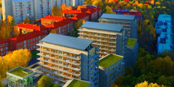 Superbilliga bostäder för unga