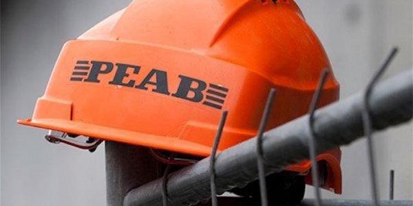 Storrenovering för Peab