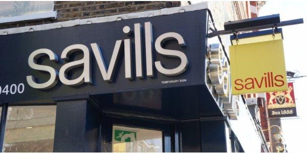 Nytt fastighetsavtal för Savills