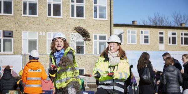 Rekordår för skolbyggnation i Stockholm