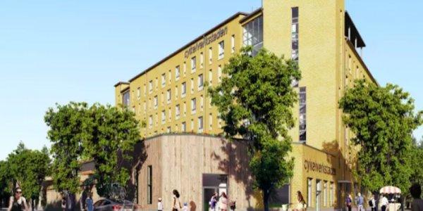 Nya bostäder och kontor till Täby