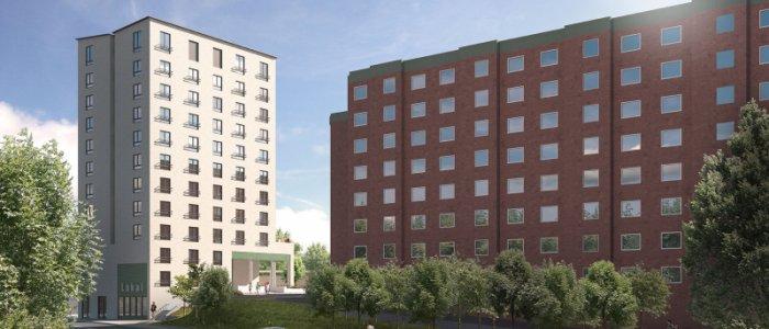 Nytt bostadsprojekt för Serneke