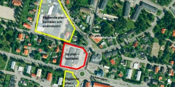 Ny detaljplan utreds i Umeå