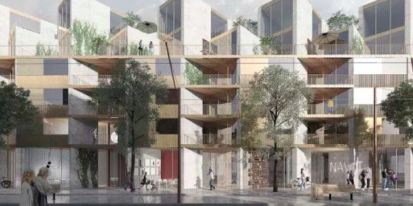 Arkitema och Kärnhem vinner markanvisning