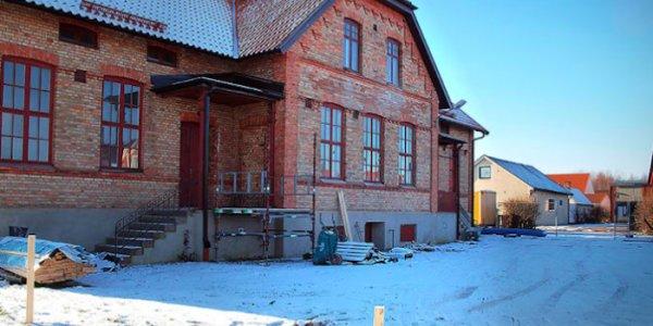 Skola blir till nya bostäder