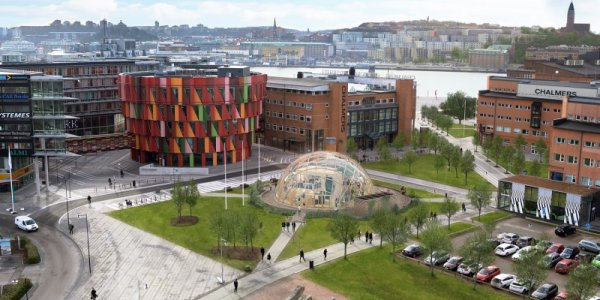 Så blir Göteborgs Dome of Visions