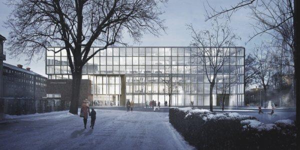 Peab bygger stadshus för 800 miljoner