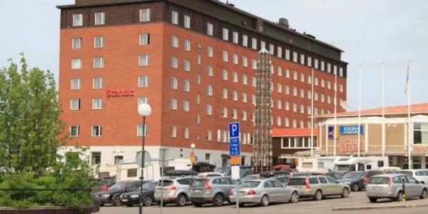 Pandox säljer hotell till LKAB