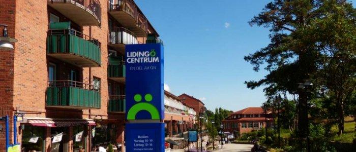 Grosvenor köper Lidingö Centrum