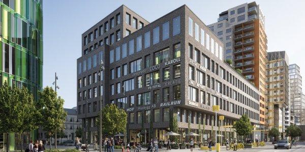 Miljöcertifiering för Foajén i Malmö