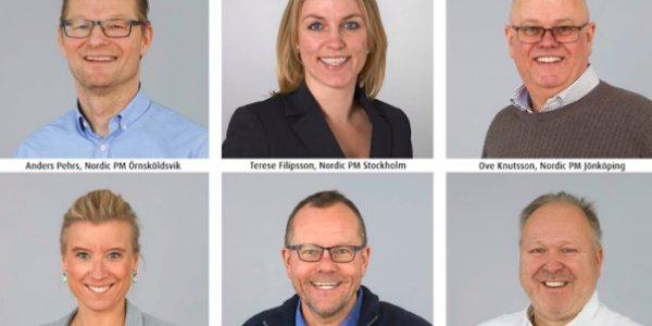 Efter nytt avtal – stor rekrytering för Nordic PM