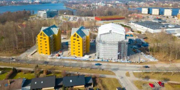 HSB bygger igen i Växjö