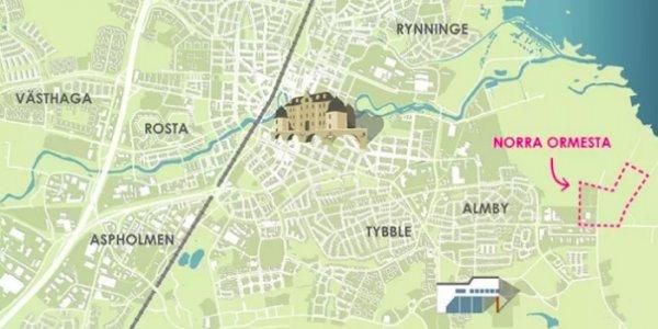 OBOS vinner och bygger bostäder