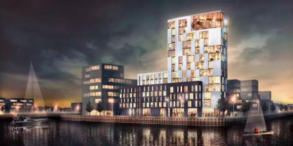 Midroc bygger nytt hotell åt Scandic