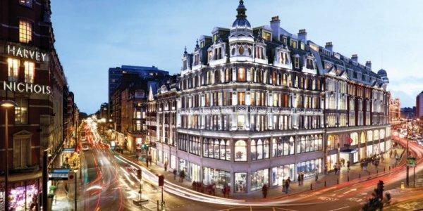 Skanska miljardbygger kontor i London
