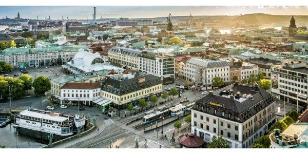 Så låg är vakansen i Göteborg
