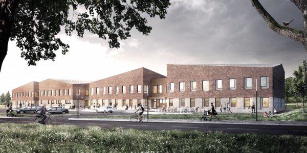 Peab bygger skola för 140 miljoner