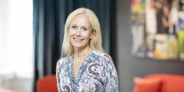 Hon blir ny regionchef på Jernhusen i Malmö