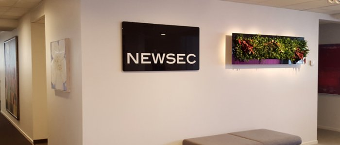 Newsec fyller upp DNB-hus