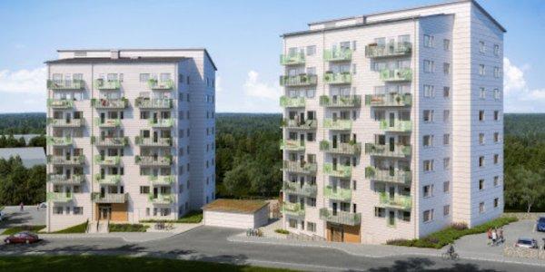 Hyresrätter till Göteborg – Stena väljer Tornstaden igen