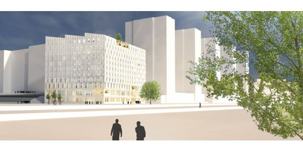 Fabege bygger hotell i Arenastaden