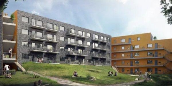 Wästbygg bygger nya hyresrätter