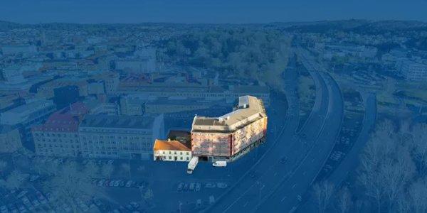 Colliers rådgivare vid försäljning i Borås