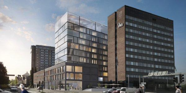 Diös bygger storhotell i Umeå