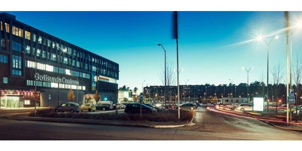 Uppsala Kommuns Fastighets hyr ut i Gottsunda centrum