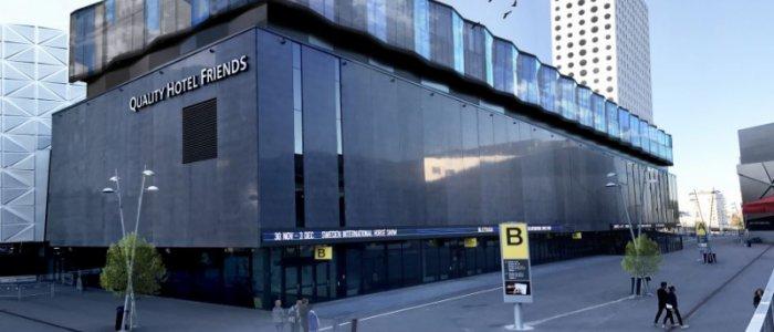 Peab bygger hotell åt Stordalen