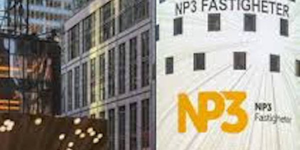 Han blir ny ekonomichef på NP3