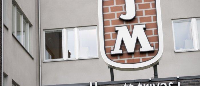 JM stortappar 400 miljoner